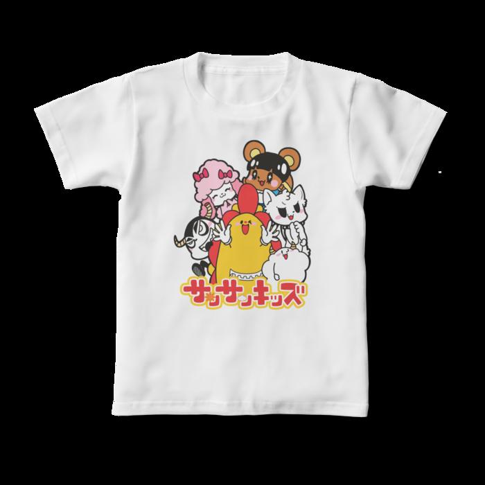 サンサンキッズTシャツ